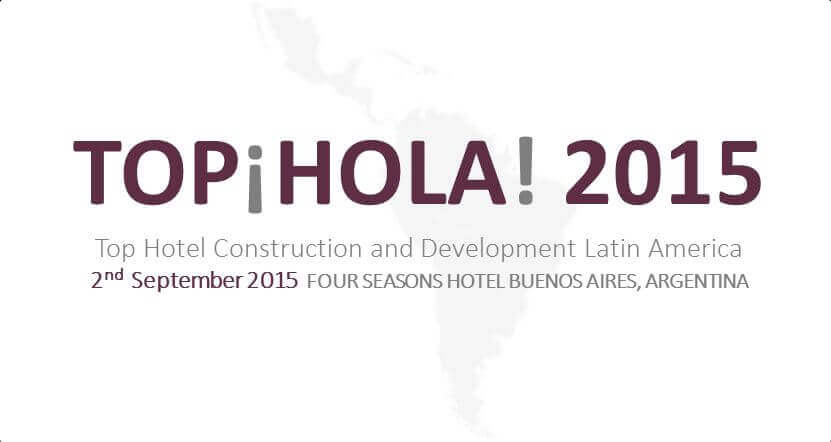 Latin America: great hotel construction growth outlook