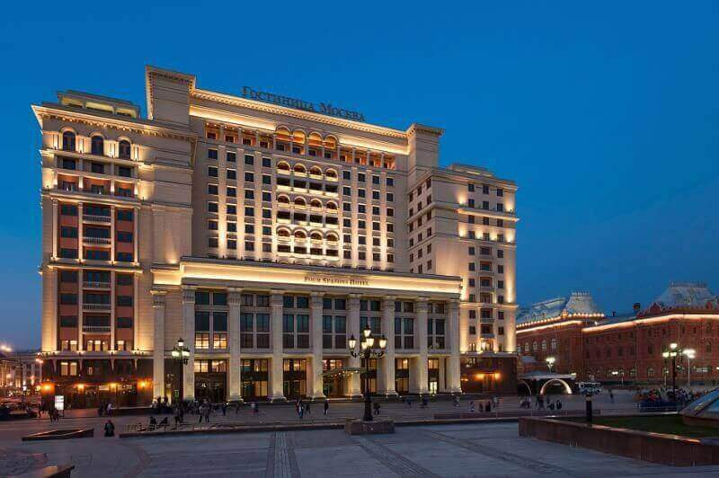 More Than 100 New Hotels Arise In Russia Construction Boom For The Fifa World Cup