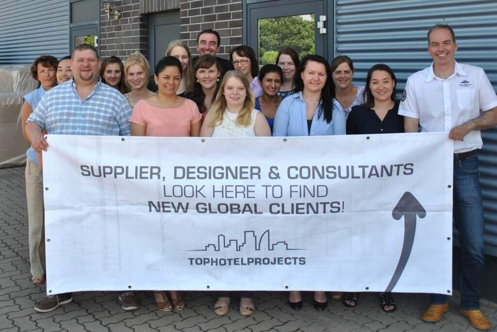 We are TOPHOTELPROJECTS