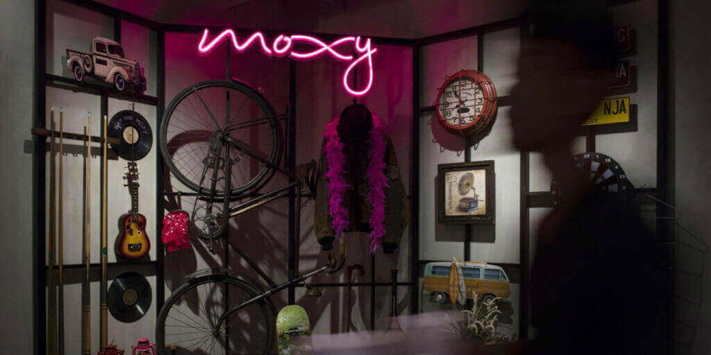 Marriott startet mit Moxy Hotels in Asien durch