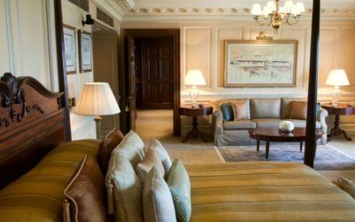 India's Luxury Hotels Improve Air Quality
